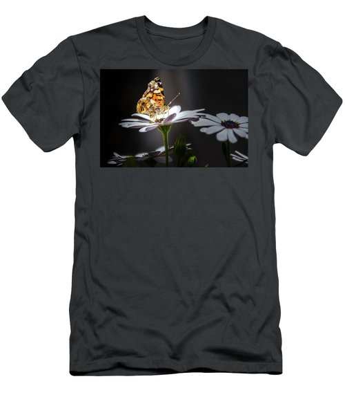 Whispering Wings II Men's T-Shirt (Athletic Fit)