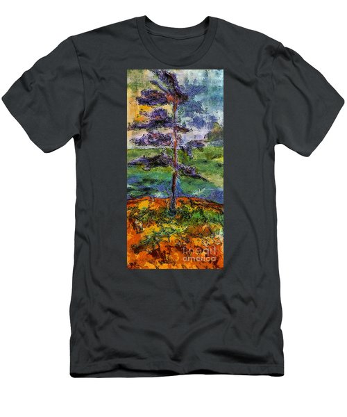 Men's T-Shirt (Athletic Fit) featuring the photograph Whispers Too by Claire Bull