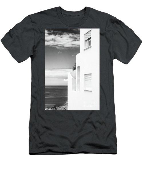 White House Ocean View Men's T-Shirt (Athletic Fit)