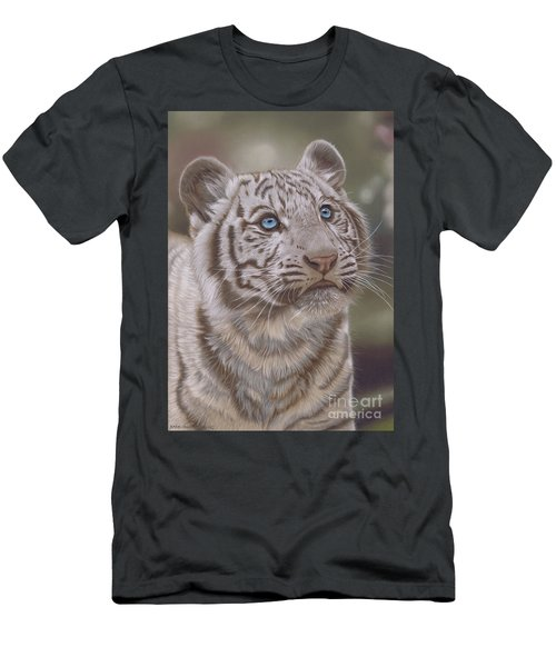 White Mischief Men's T-Shirt (Athletic Fit)