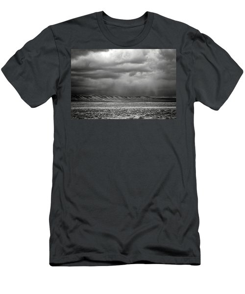 White Mountain Men's T-Shirt (Athletic Fit)