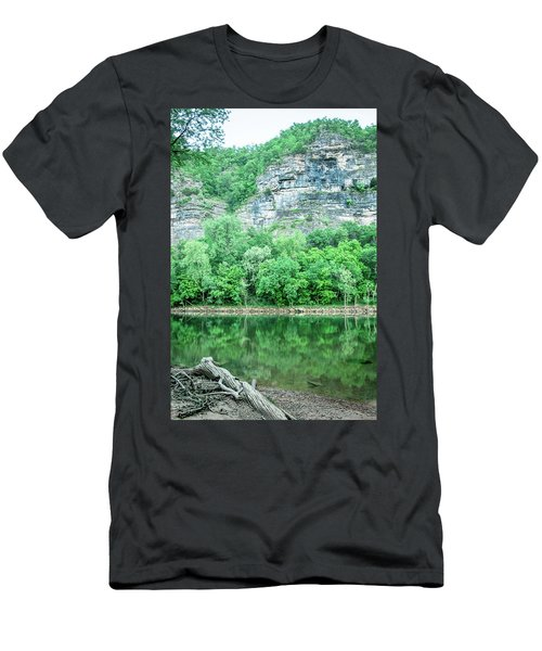 White River, Arkansas 4 Men's T-Shirt (Athletic Fit)