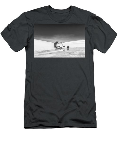 White Sands National Monument #8 Men's T-Shirt (Athletic Fit)