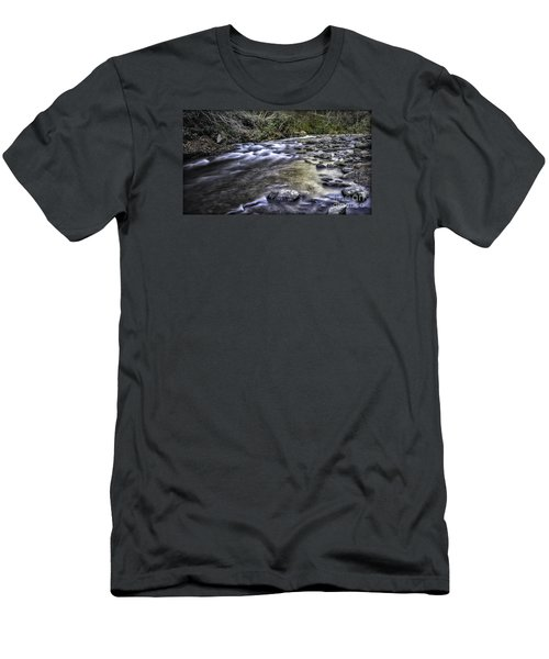 White Water Men's T-Shirt (Athletic Fit)