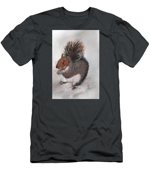 Who's Had Me Nuts Men's T-Shirt (Athletic Fit)