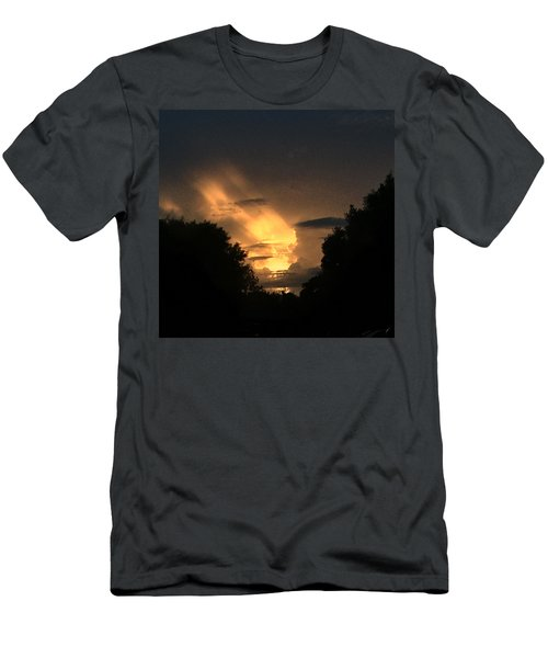 Wicked Sky Men's T-Shirt (Athletic Fit)