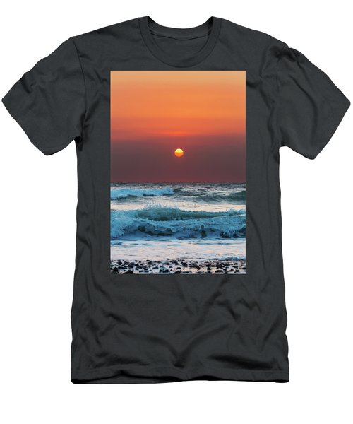 Widemouth Sunset, Cornwall Men's T-Shirt (Athletic Fit)