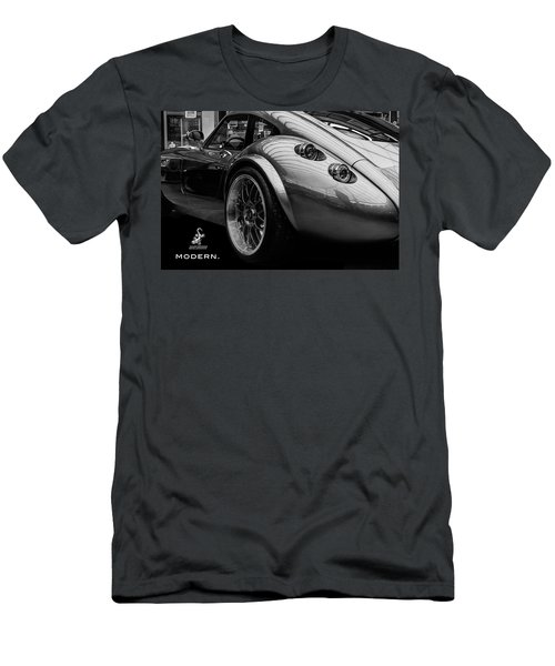 Wiesmann Mf4 Sports Car Men's T-Shirt (Slim Fit) by ISAW Gallery