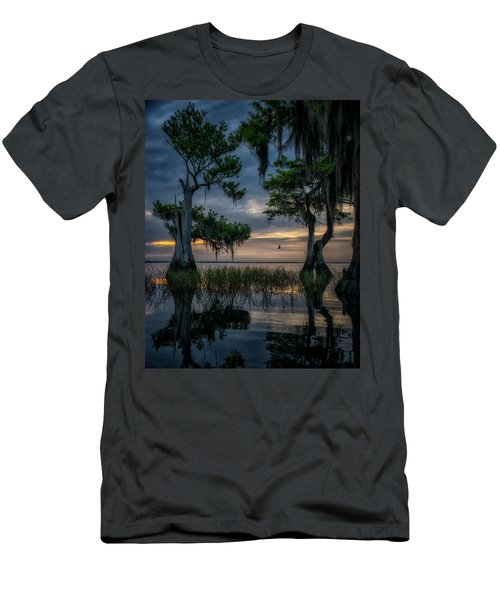 Wild Florida Men's T-Shirt (Athletic Fit)