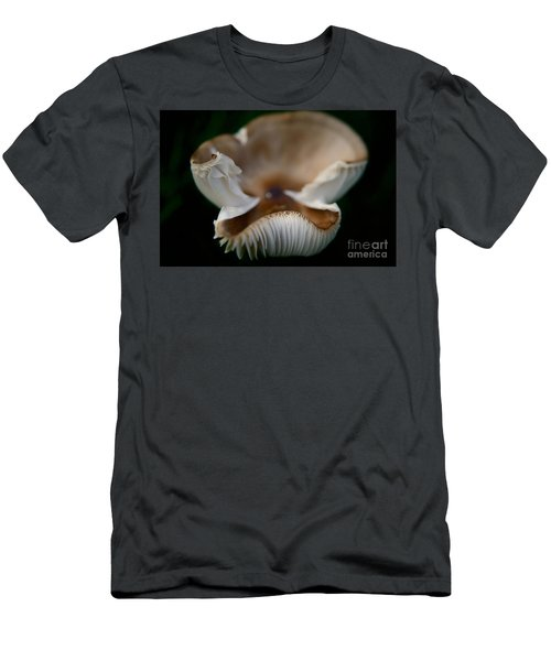 Wild Mushroom-1 Men's T-Shirt (Athletic Fit)