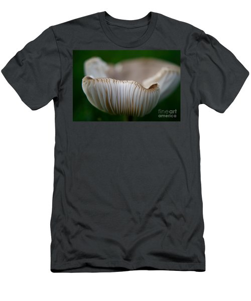 Wild Mushroom-3 Men's T-Shirt (Athletic Fit)