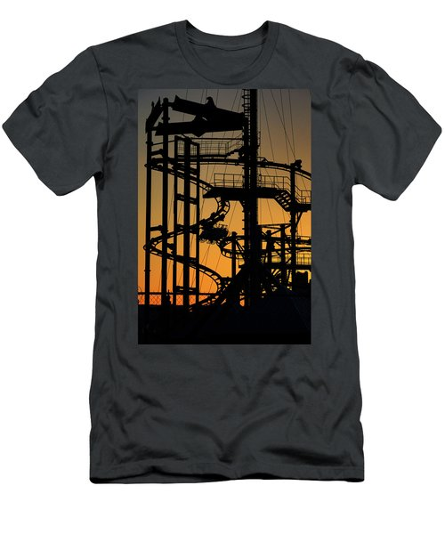 Wild Ride Men's T-Shirt (Athletic Fit)