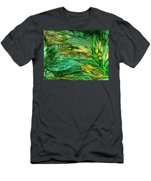 Wild Seeds Of Spring Men's T-Shirt (Athletic Fit)
