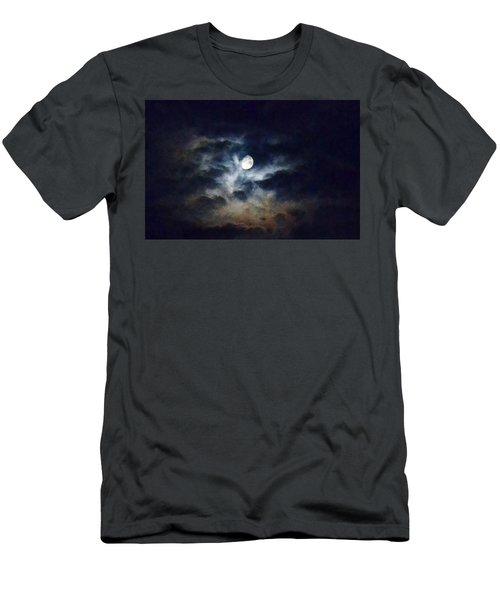 Wild Sky Men's T-Shirt (Athletic Fit)