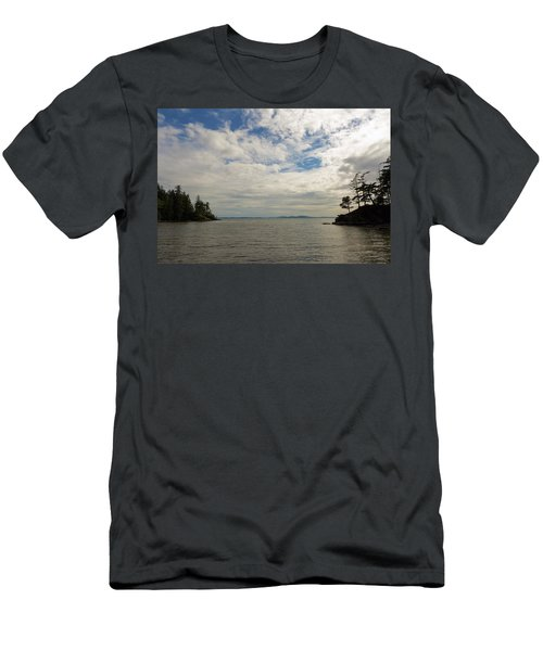 Wildcat Cove In Larrabee State Park Men's T-Shirt (Athletic Fit)