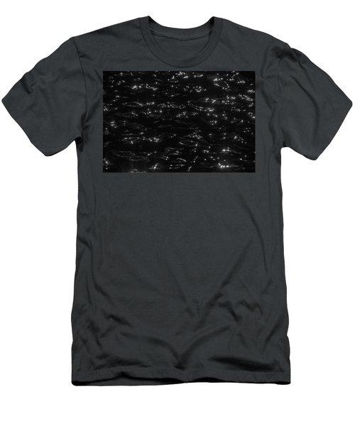 Wildcat Sparkle Men's T-Shirt (Athletic Fit)