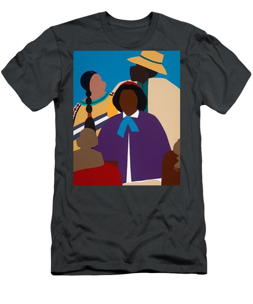 Wildfire A Tribute To Edmonia Lewis Men's T-Shirt (Athletic Fit)