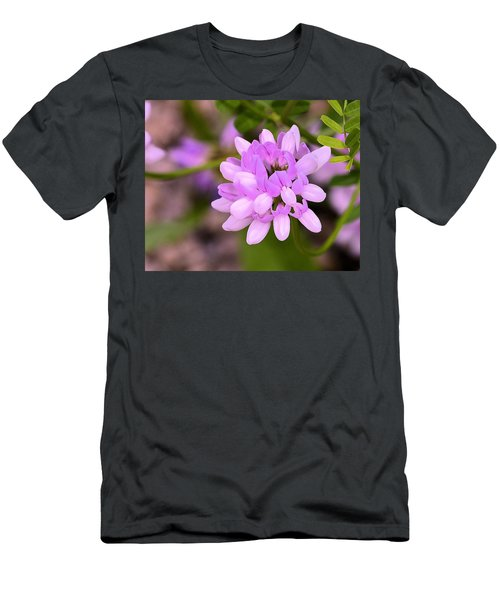 Wildflower Or Weed Men's T-Shirt (Athletic Fit)