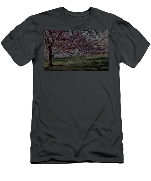Wildflowers Party Men's T-Shirt (Athletic Fit)