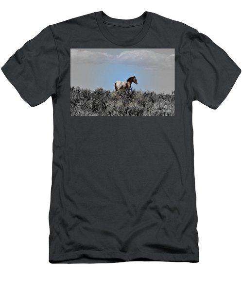 Windblown Men's T-Shirt (Athletic Fit)