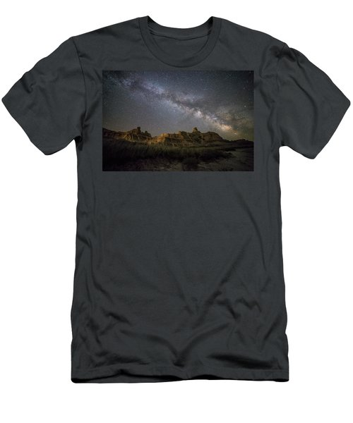 Men's T-Shirt (Slim Fit) featuring the photograph Window by Aaron J Groen