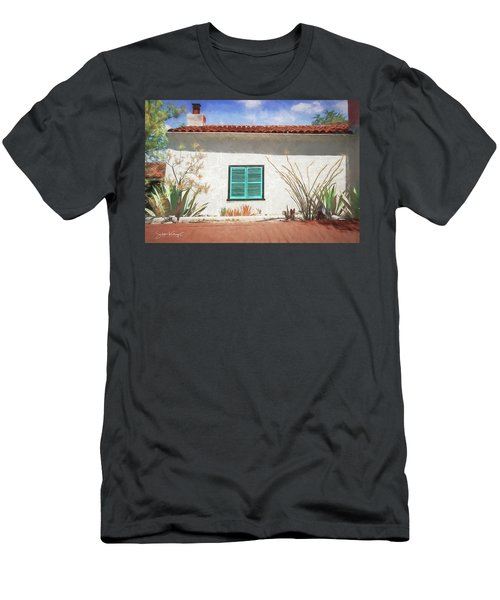 Window In Oracle Men's T-Shirt (Athletic Fit)