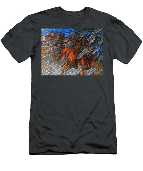 Winds Of Change Men's T-Shirt (Athletic Fit)