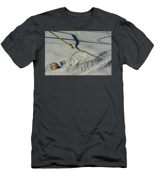 Winds Sand Scapes Men's T-Shirt (Athletic Fit)