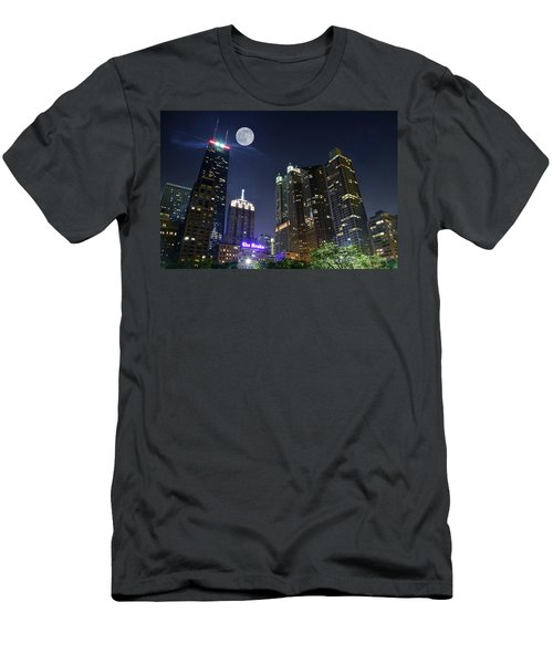 Windy City Men's T-Shirt (Athletic Fit)