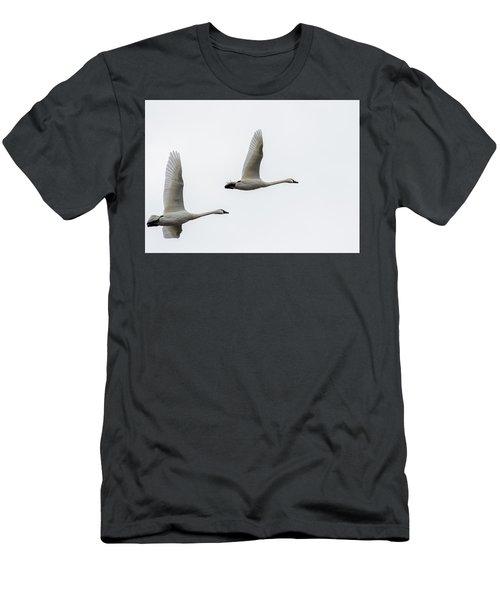 Winging Home Men's T-Shirt (Slim Fit)