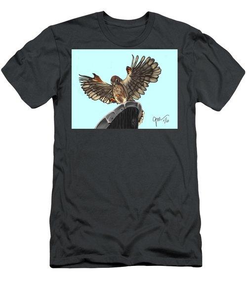 Wings. II Men's T-Shirt (Athletic Fit)