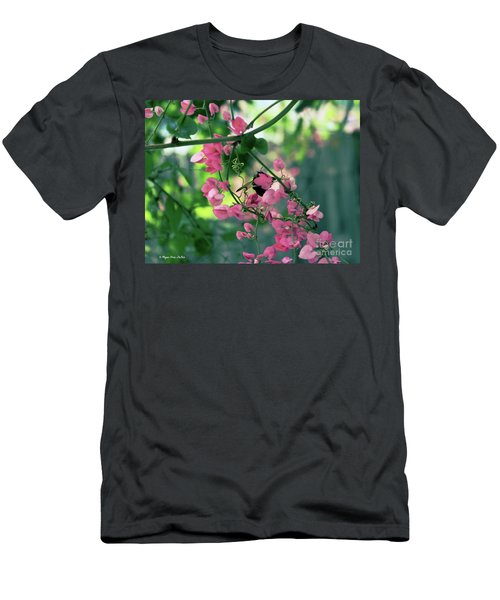 Men's T-Shirt (Athletic Fit) featuring the photograph Wings by Megan Dirsa-DuBois