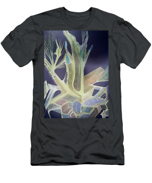Winp 3 Men's T-Shirt (Athletic Fit)
