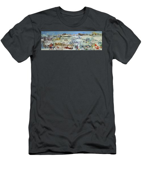 Winter Goose - Sold Men's T-Shirt (Athletic Fit)