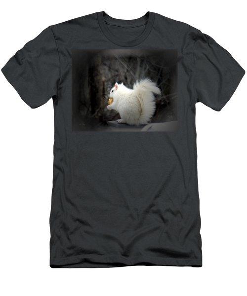 Winter Nibbles Men's T-Shirt (Athletic Fit)