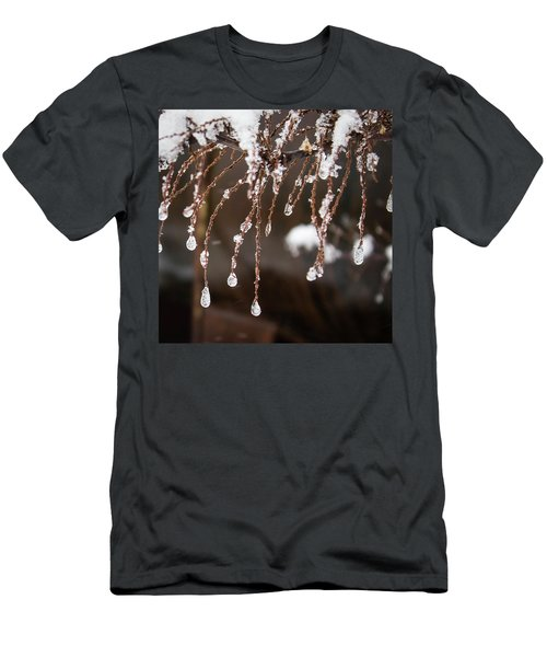 Winter Ornament Men's T-Shirt (Athletic Fit)
