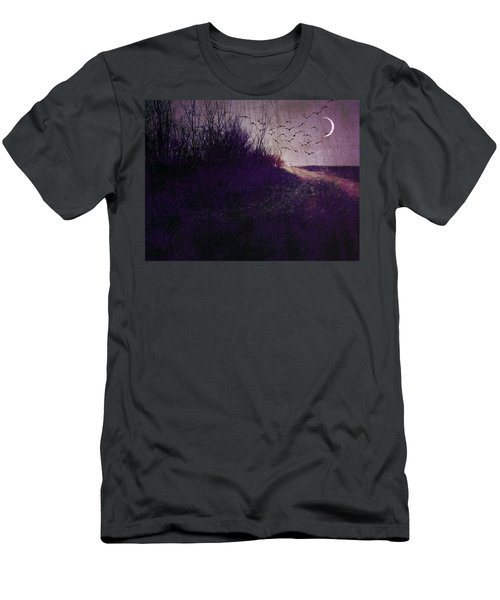 Winter To Spring The Promise Of New Life. Men's T-Shirt (Slim Fit) by Michele Carter