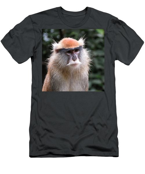 Wise Eyes Men's T-Shirt (Slim Fit) by Keith Stokes