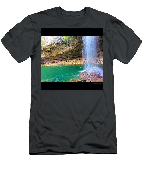Wishing You A #beautiful #zen Like Day! Men's T-Shirt (Athletic Fit)