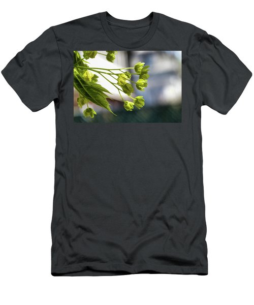 With The Breeze - Men's T-Shirt (Athletic Fit)
