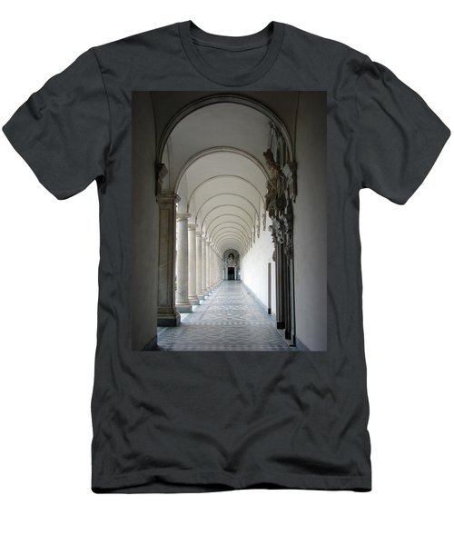 Within The Castle Walls Men's T-Shirt (Athletic Fit)