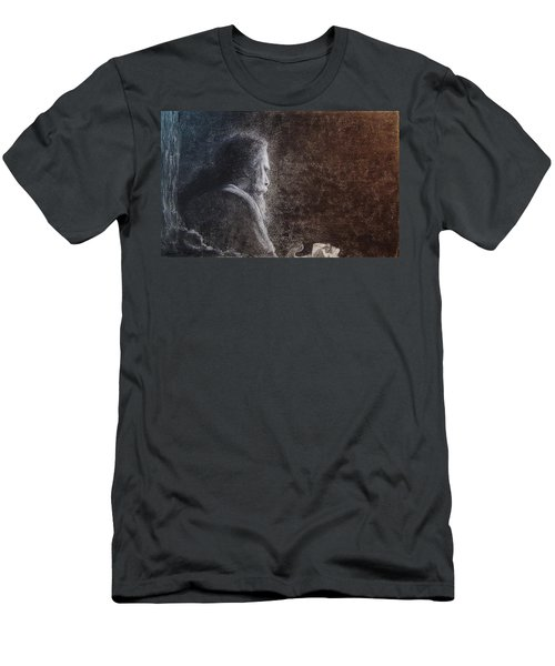 Within The Flicker Of Dreams Men's T-Shirt (Athletic Fit)