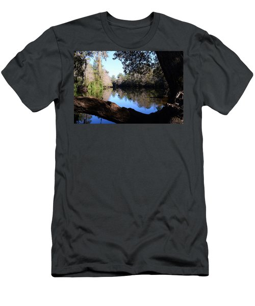 Withlacoochee Overlook Men's T-Shirt (Athletic Fit)