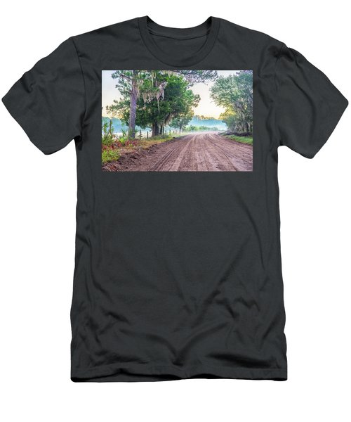 Witsell Rd - Church Field Fog Men's T-Shirt (Athletic Fit)