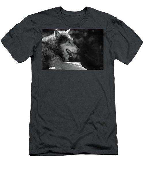 Wolfie Men's T-Shirt (Athletic Fit)