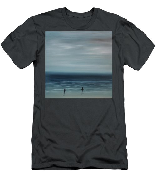 Women On The Beach Men's T-Shirt (Athletic Fit)