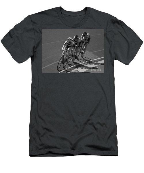 Women's Team Pursuit Men's T-Shirt (Athletic Fit)