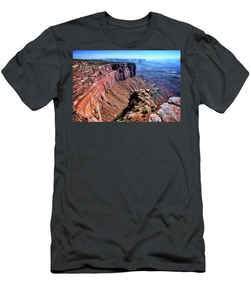 Wonderland In Utah Men's T-Shirt (Athletic Fit)