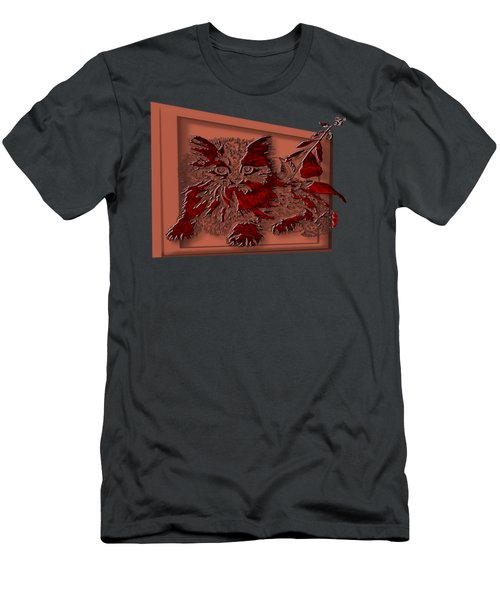 Won't You Come In? Men's T-Shirt (Athletic Fit)