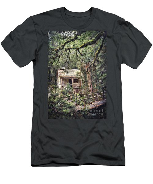 Woodland Mysteries Men's T-Shirt (Athletic Fit)